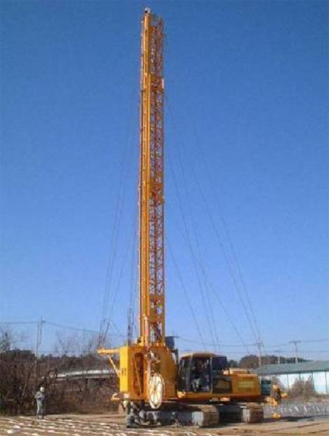 Soft Ground Countermeasure Construction Method: Network Drain Construction Method