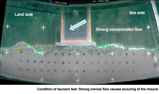 Toyo Drum Centrifuge for Tsunami, Soil, and Structure (T-DUCTUSS)